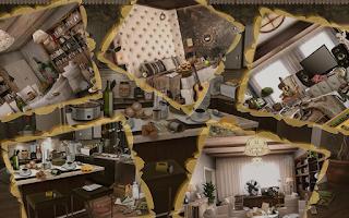 Screenshot of Destroy Village Hidden Objects