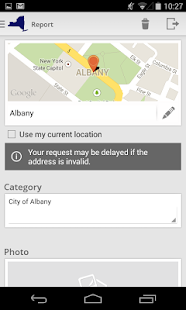 AlbanyWorks4U - screenshot thumbnail