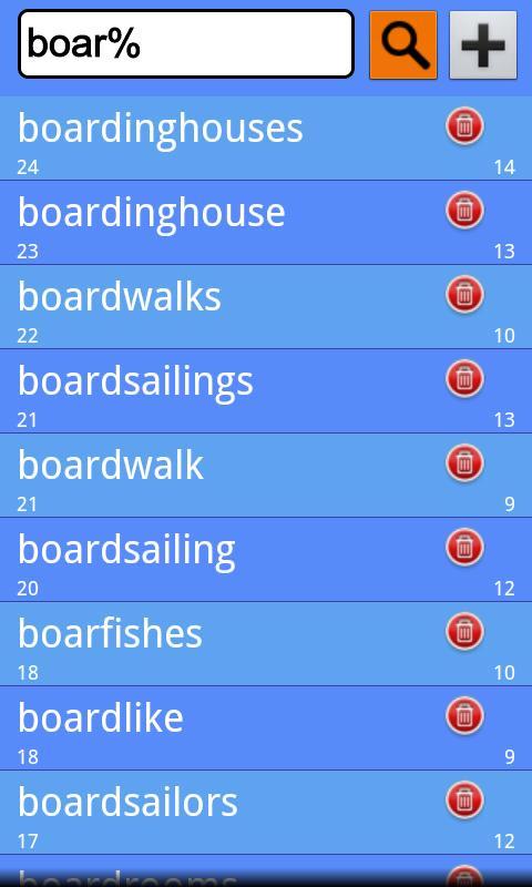 Word Assist- screenshot