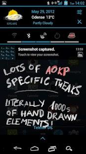 Freehand for AOKP/CM10.1- screenshot thumbnail