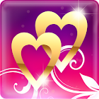 Heart Live Wallpaper Free icon