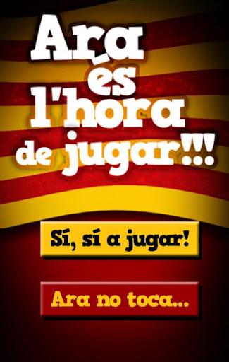 9N El Joc Catalunya Indepe