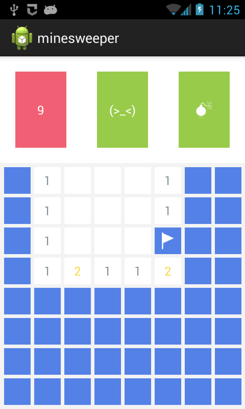 Minesweeper Open Source- screenshot