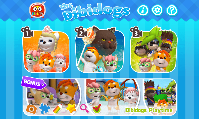 Dibidogs Videos & Playtime- screenshot