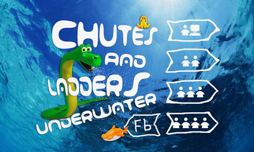 Chutes and Ladders Underwater