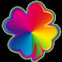Mixer CyanOrangen – CM7 Theme logo