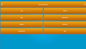 Screenshot of Kelime Testi