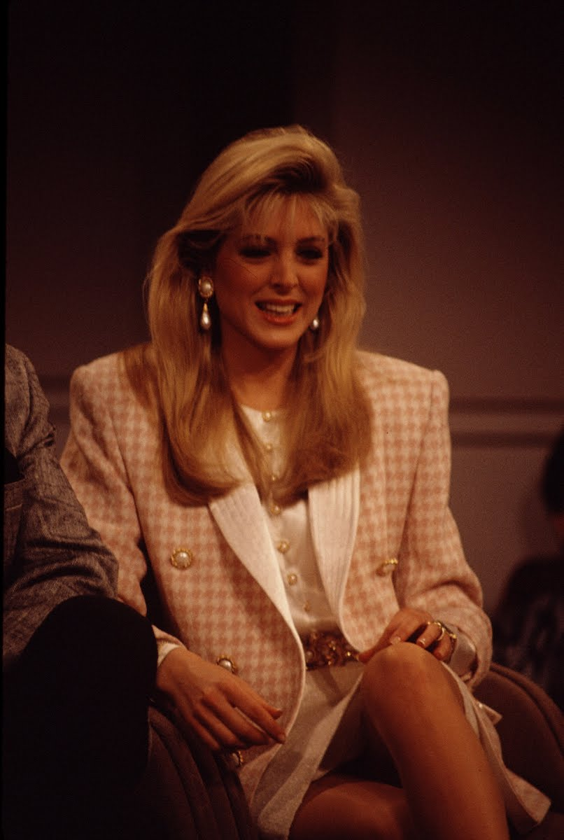 Marla Maples 1990-1998