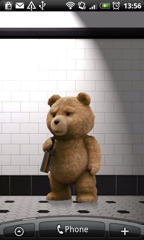 Ted - screenshot