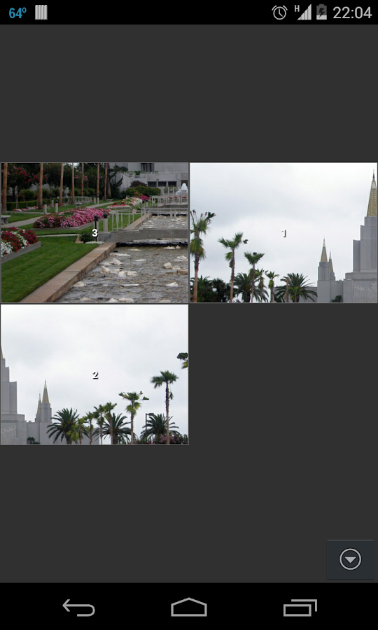LDS Temple Puzzles- screenshot