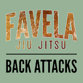 Favela BJJ 6 Sub from the Back