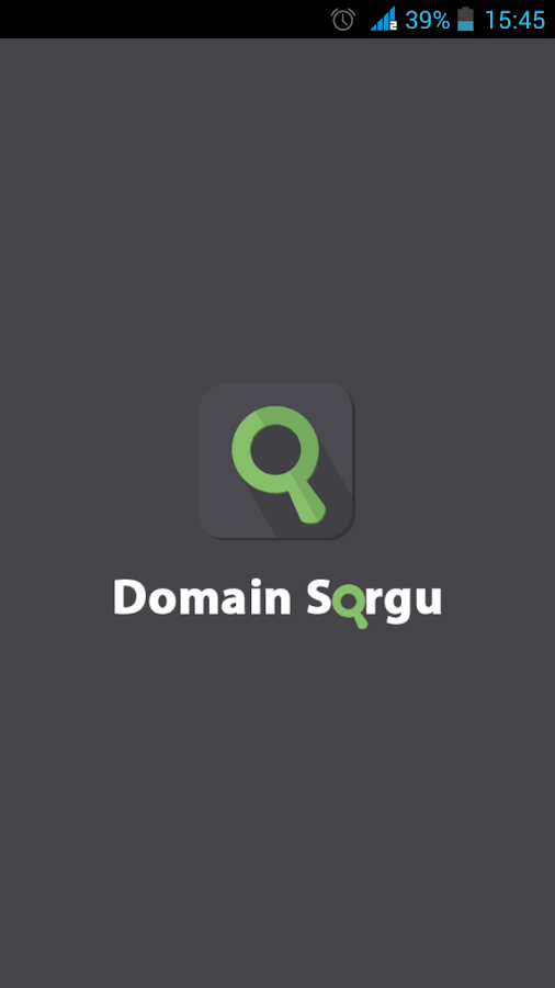 Domain Search- screenshot