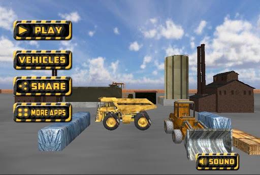 工廠停車場模擬