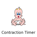 Pregnancy Contraction Timer icon