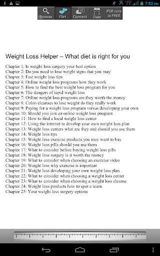 Weight Loss What diet is right