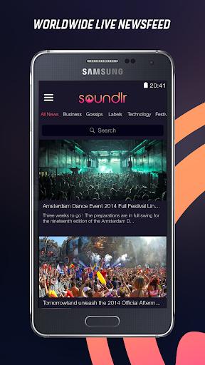 Soundlr - Mind the Music.