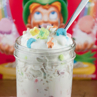 Lucky Charms Blizzard.