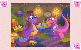 Screenshot of Jigsaw Puzzles for Girls Free