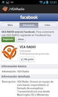 VEA RADIO- screenshot thumbnail