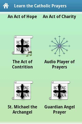 Learn the Catholic Prayers- screenshot