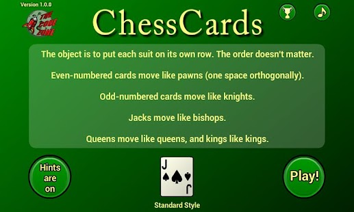 ChessCards- screenshot thumbnail