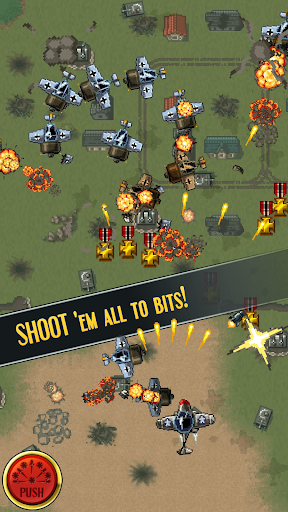 Aces of the Luftwaffe - screenshot