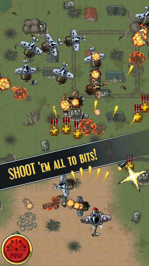 Aces of the Luftwaffe- screenshot
