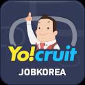 잡코리아 채용관리앱 Yo!cruit - 인사담당자 필수 icon
