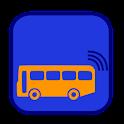 Dublin Bus GPS icon