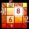 Kakuro Puzzles Free icon