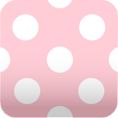 cute! PolkadotsWallPaper ver7