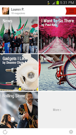 Flipboard: Your News Magazine Screenshot 1