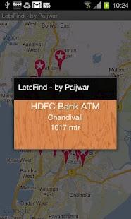 LetsFind - By Paijwar- screenshot thumbnail