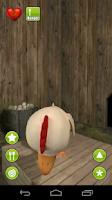 Screenshot of Talking Harry Hen