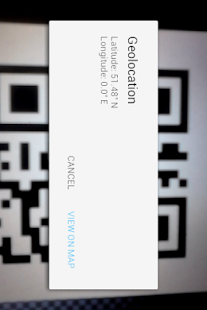 Obsqr QR Scanner- screenshot thumbnail