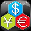 货币转换器 icon