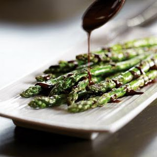 Grilled Coffeehouse Asparagus.