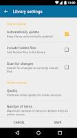 Screenshot of ServiiDroid Donate Key