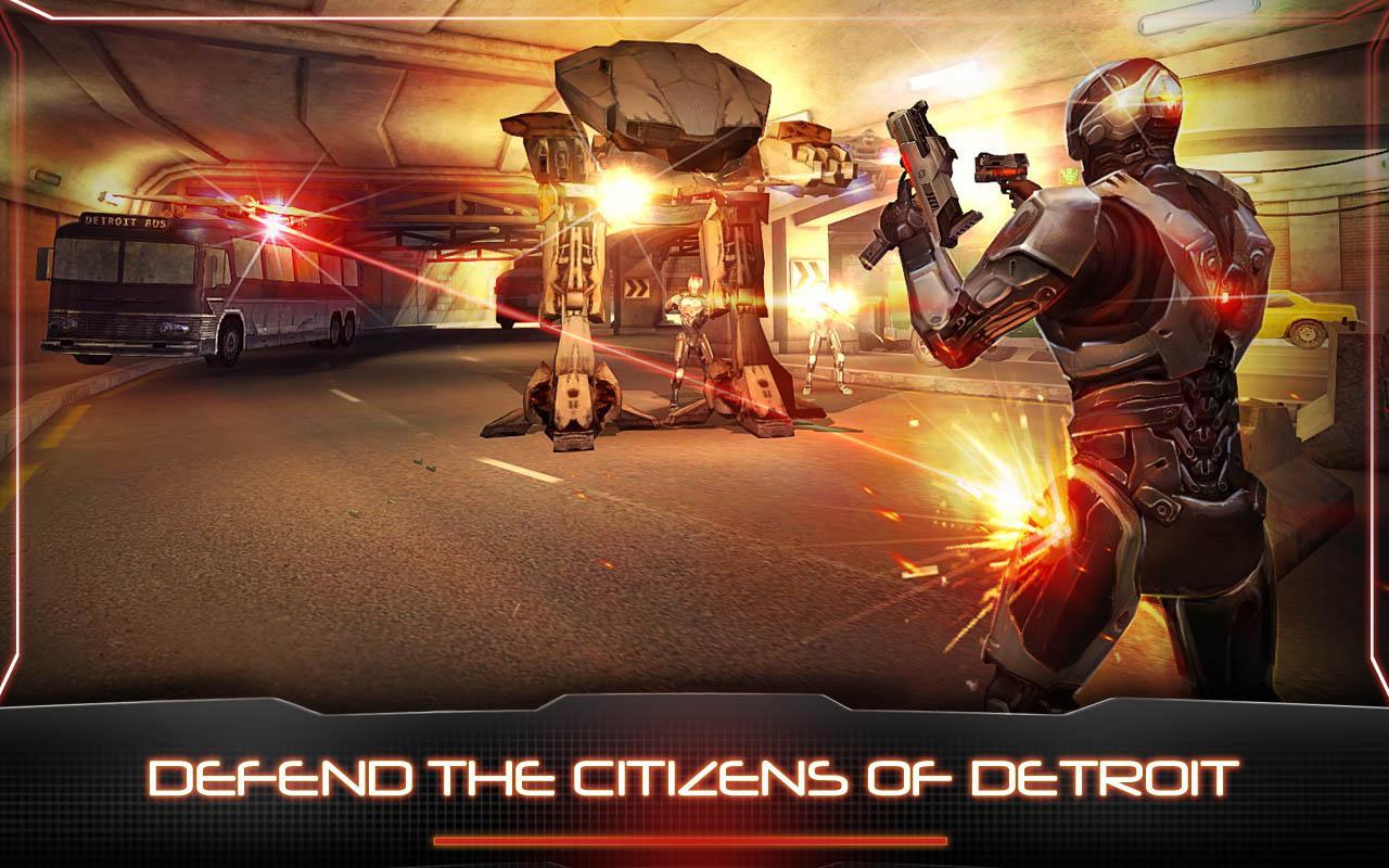 RoboCop™ screenshot #13