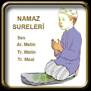 Namaz Sureleri - náhled