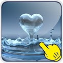 Magic Pack: Heart Water Splash icon