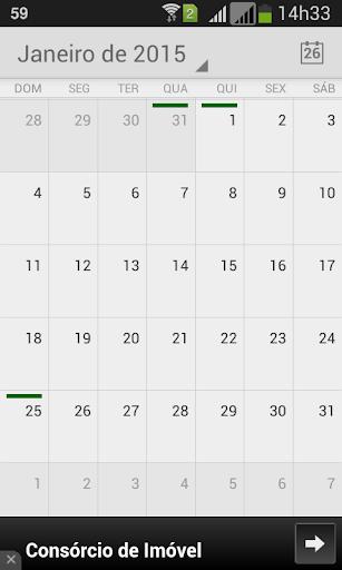 Plan Calendário 2015