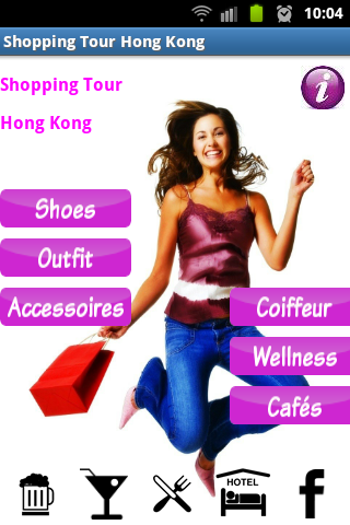 Shopping Tour Hong Kong