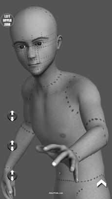 Manga Pose Tool 3Dのおすすめ画像3