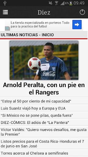 Diario Deportivo Diez
