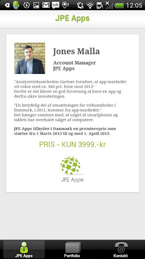 Jones Malla - JPE Apps