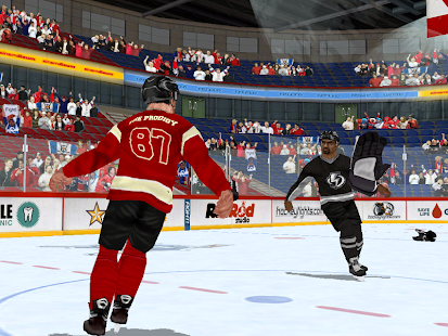 Hockey Fight Pro - screenshot thumbnail