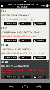 Transporte de Madrid CRTM- screenshot thumbnail
