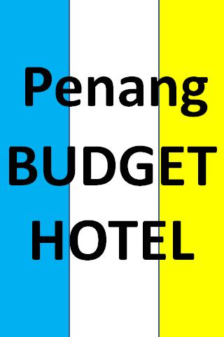 Penang Budget Hotel
