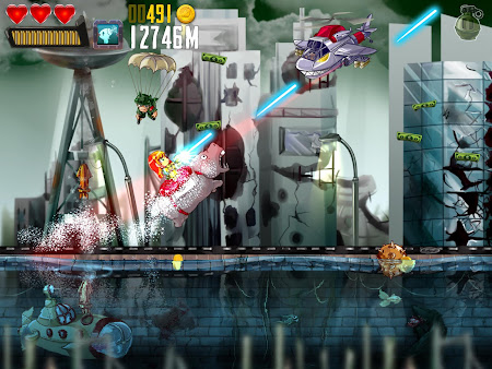 Ramboat: Hero Shooting Game 2.4.1 screenshot 38042